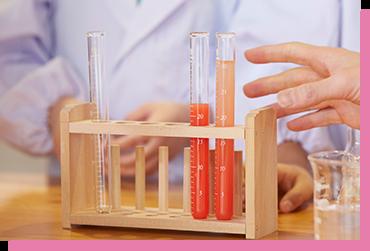 化学分析キャリアコース